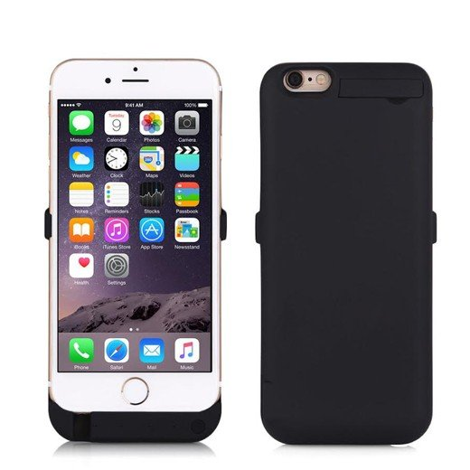 Capa com Bateria para iPhone 6 Plus
