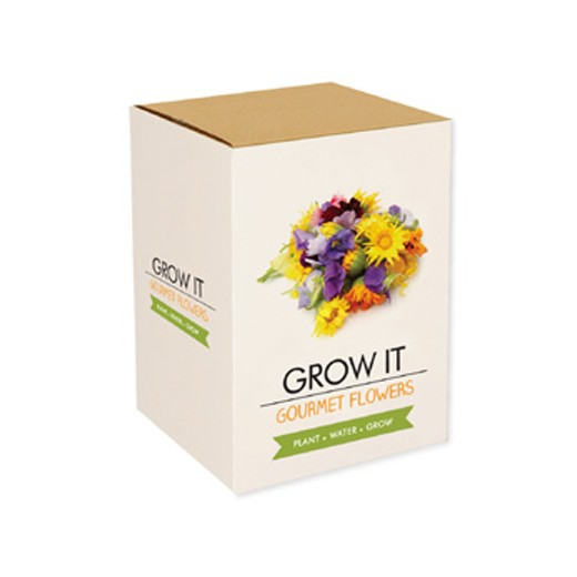 Grow It: Flores Gourmet
