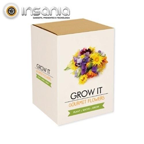 Grow It: Flores Gourmet