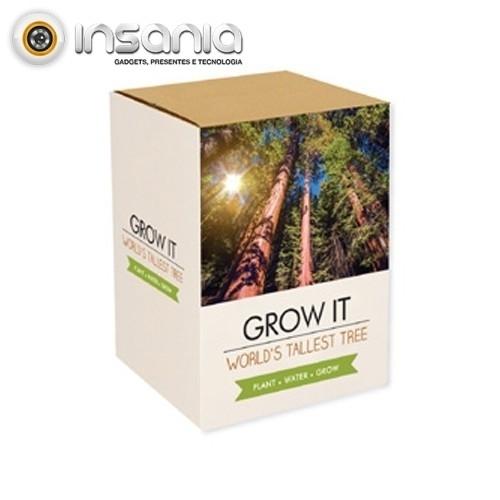 Grow It: A Árvore Mais Alta do Mundo