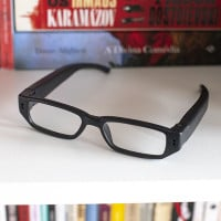 Óculos com Câmara HD
