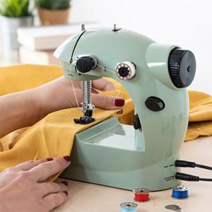 Máquina de Costura Portátil (Entrega em 24h)