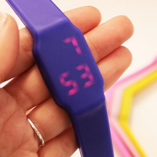 Relógio Pen em Silicone 32GB