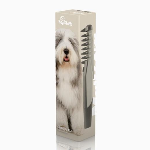 Pente Elétrico Corta-nós para Cães Comb & Cut