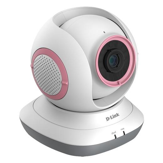 Câmara Baby Monitor HD 360 DCS-855L EyeOn