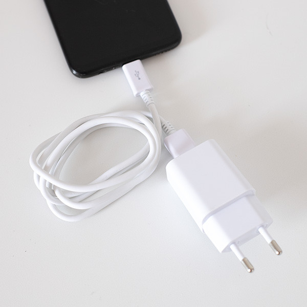 Pack Carregador para Telemóvel (0,5A)
