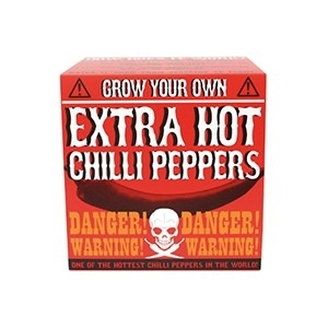 Semeia e Vê Crescer: Extra Hot Chilli (Entrega em 24h)