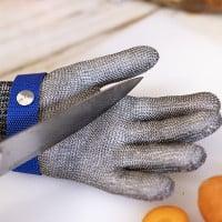 guantes, protección, seguridad, anticortes
