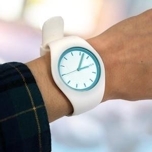 Relógio de Pulso Branco (Entrega em 24h)