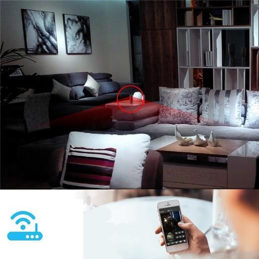 Mini Câmara Spy 3 Wifi