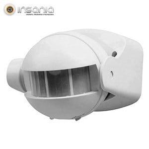 Sensor de Movimento c/ Iluminação Automática