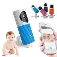videovigilancia, cámara, bebé, seguridad