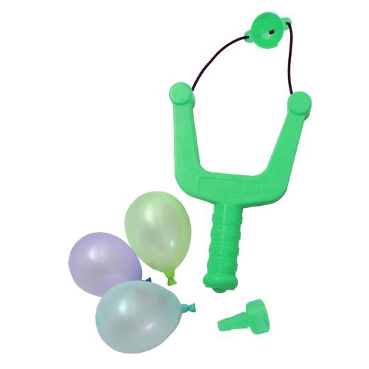 Catapulta Balões de Água