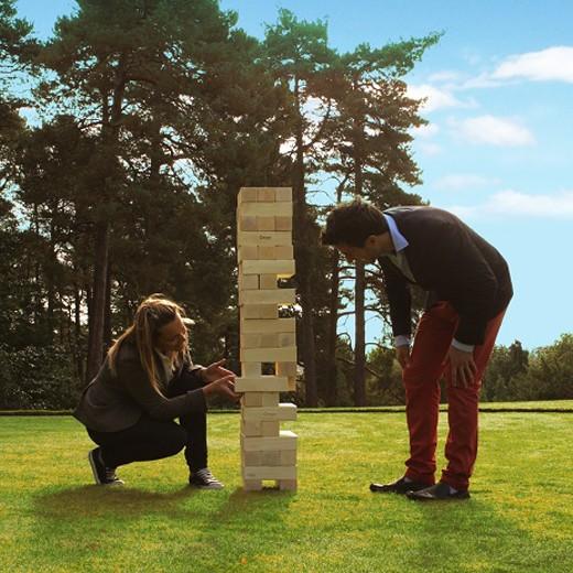Jogo de Torre Gigante