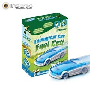 Carro Ecológico Fuel Cell Science4you