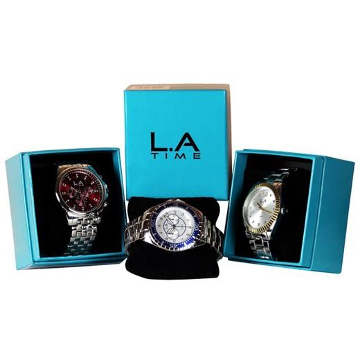 Relógio Fashion L.A Time Azul