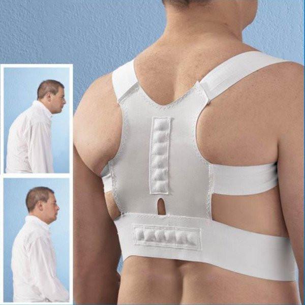 Corretor de Postura Magnético Dr. Gem Armor