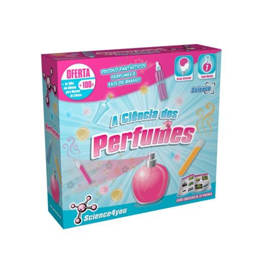 Ciência dos Perfumes Science4you