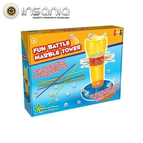 Fun Battle - Torre de Berlindes Science4you