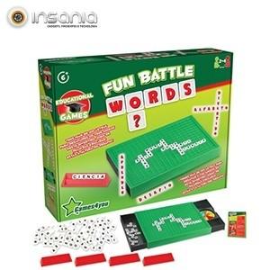 Fun Battle - Palavras Science4you