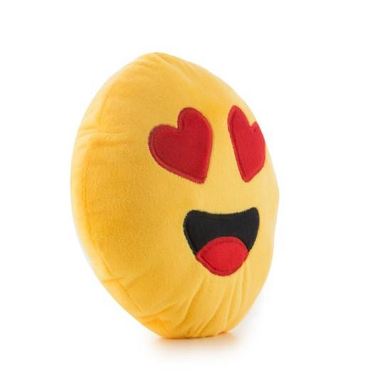 Almofada Emoji Corações