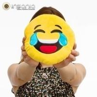 Almofadas, Emoji, Divertida, Decoração, Casa, Crianças, Para os mais novos