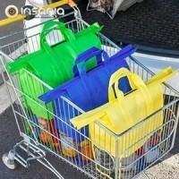 Carro, Compras, Organização, Arrumação