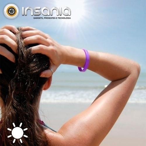 Pulseira Indicativa de Raios UV