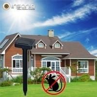 repelente de roedores, jardín, exterior, energía solar