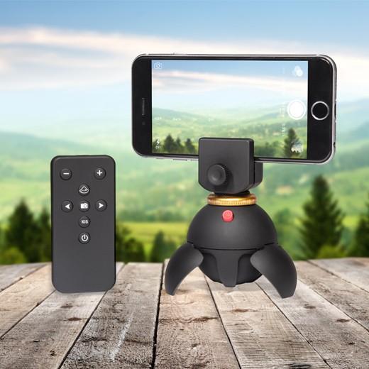 Suporte Panorâmico para Smartphones