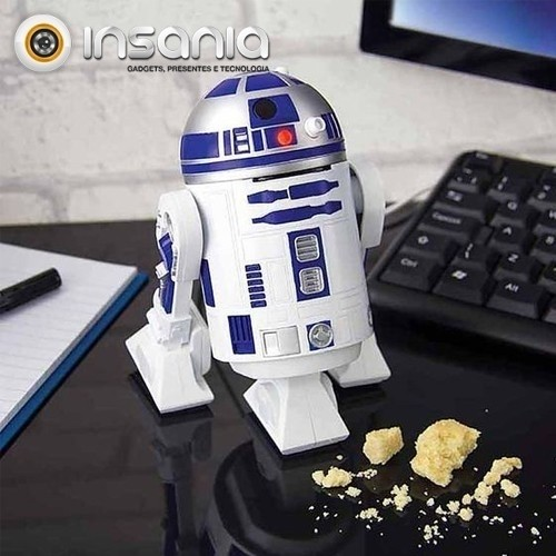 Aspirador de Secretária USB R2-D2