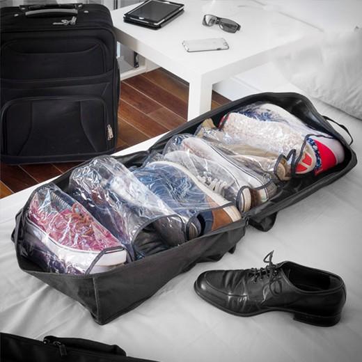 Saco de Viagem para 6 Pares de Sapatos