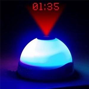 Despertador LED com Projeção (Entrega em 24h)
