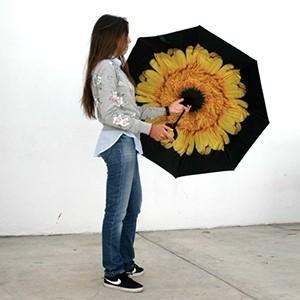 Guarda-chuva ao Contrário (Entrega em 24h)