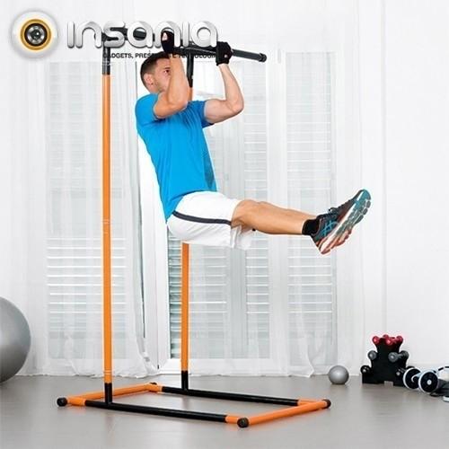 Estação de Elevações e Fitness Pull-Up Rack