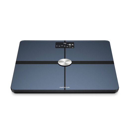 Balança Nokia Body+ Preta
