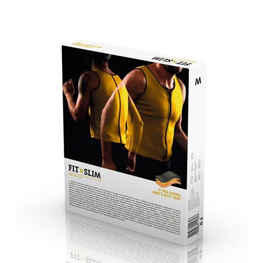 Colete Desportivo Masculino Fit & Slim Sauna