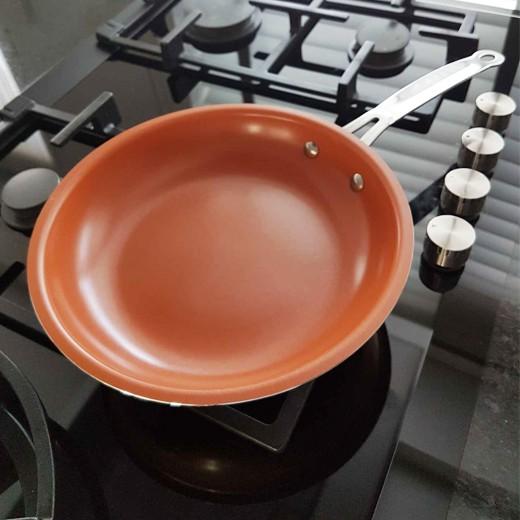 Frigideira Antiaderente Copper