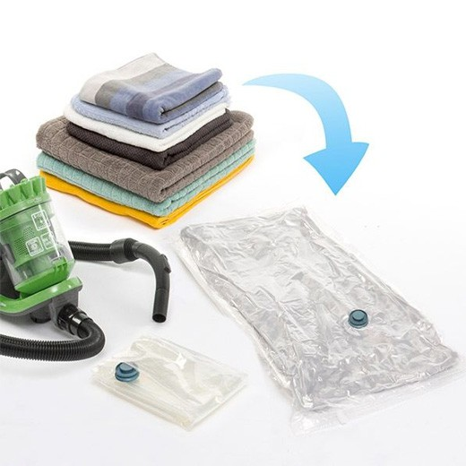 Sacos para Guardar Roupa a Vácuo (Pack 2)