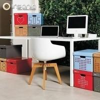 Escritório, Arrumação, Organização, Caixas, Para a Casa