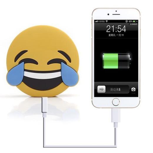 Powerbank Emoticon LOL