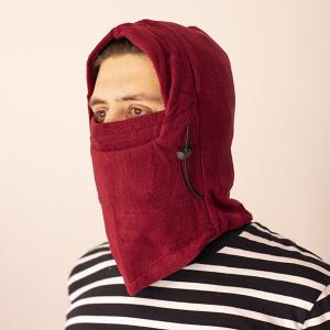 Capuz Multiúsos Ninja Hoodie (Entrega em 24h)
