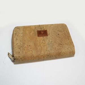 Carteira e Porta-documentos em Cortiça 14 x 9 cm (Entrega em 24h)