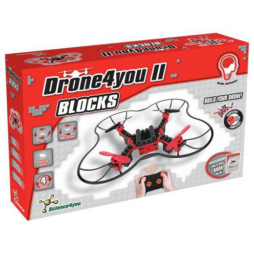 Drone4you II Blocks Science4you
