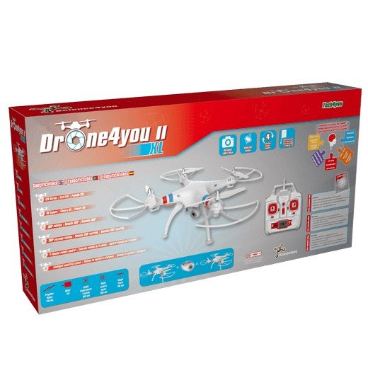 Drone4you II XL Science4you
