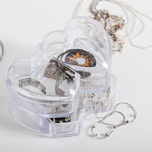 Guarda-jóias com Gaveta Corações