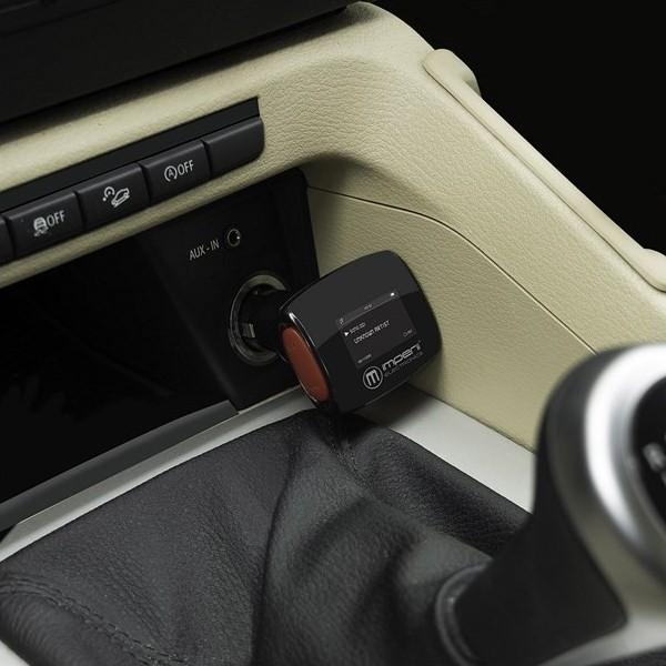 Leitor com Bluetooth, MP3 e USB para o Carro