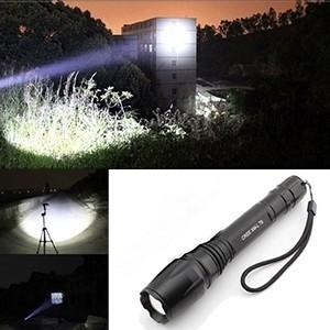 Lanterna Tática LED Viagem 80000W (Entrega em 24h)