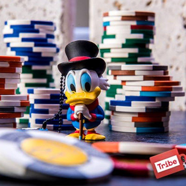 Tribe Pen Drive Disney Tio Patinhas 16GB