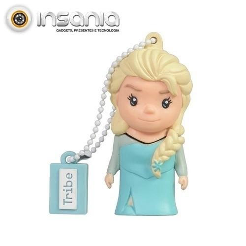 Tribe Pen Drive Pixar Frozen Elsa 16GB